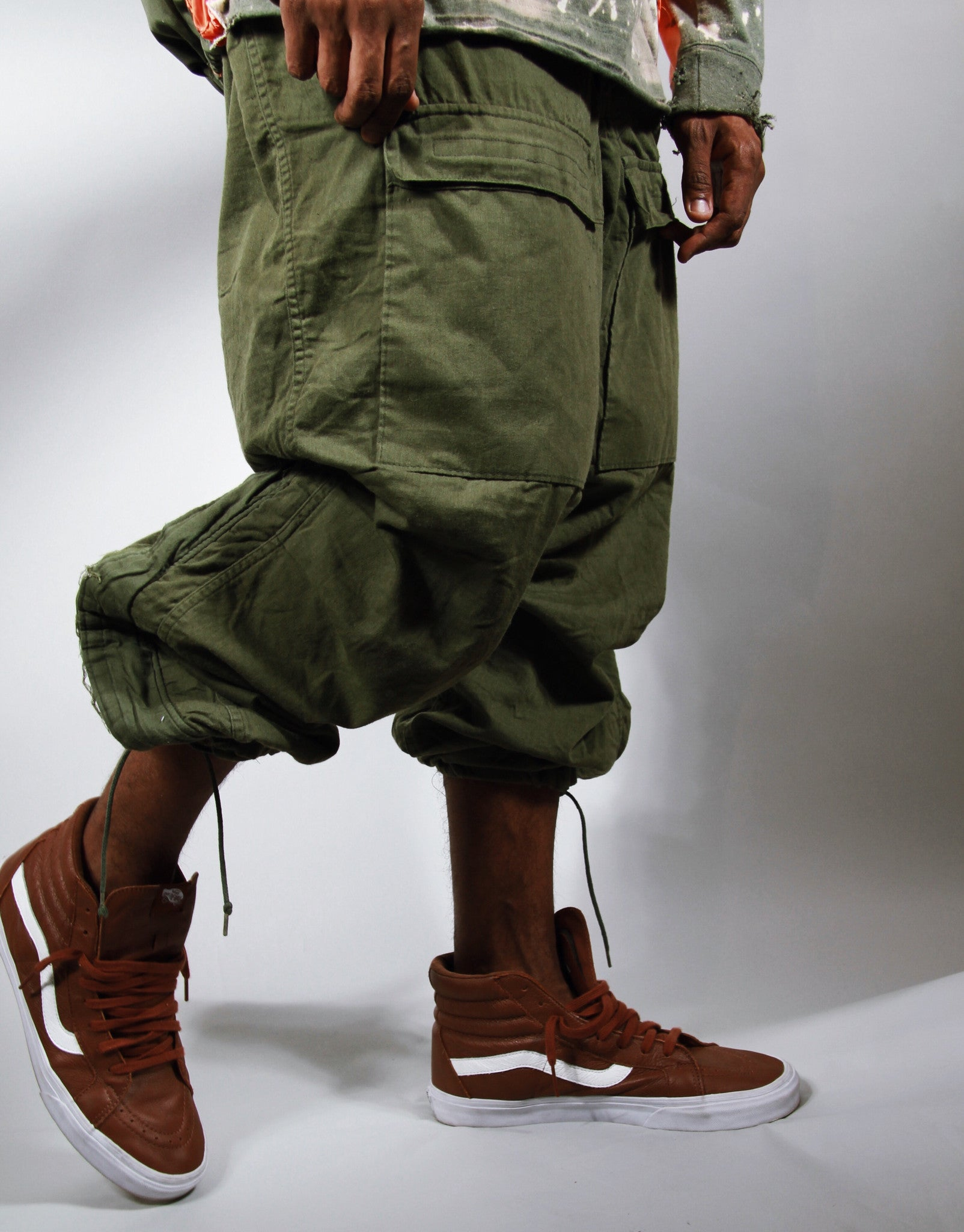 STAND UP FIGHTER PANTS