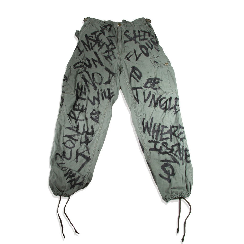 CONCREATE JUNGLE PANTS