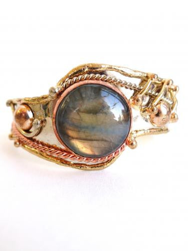 Eye of Labradorite Bracelet