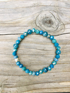 Go-to Denim Bracelet