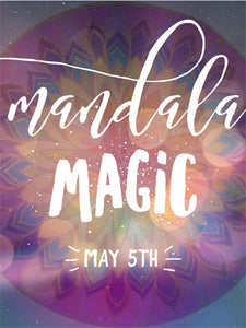 💮 Mandala Magic - May 5th