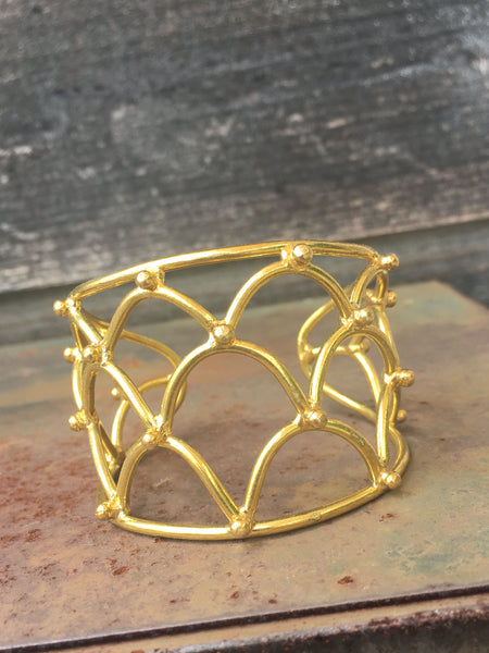 Mermaid Cuff