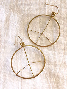 Perfect Peace Earrings