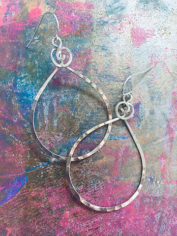 Sterling LG Signature Hoops