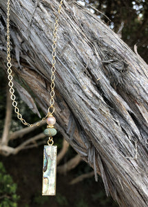 Autumn Intentions Necklace