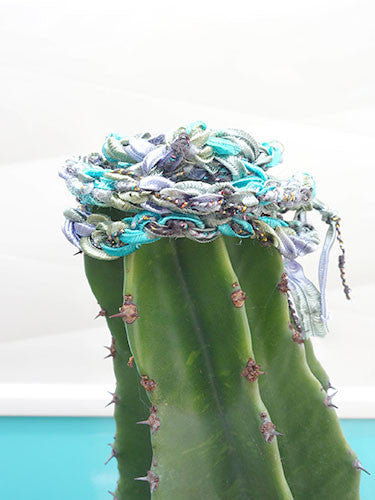 Turquoise Trails Wrap