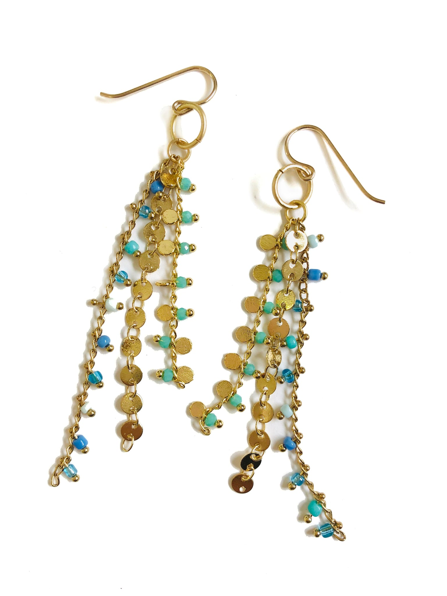 Ocean Blues Earrings