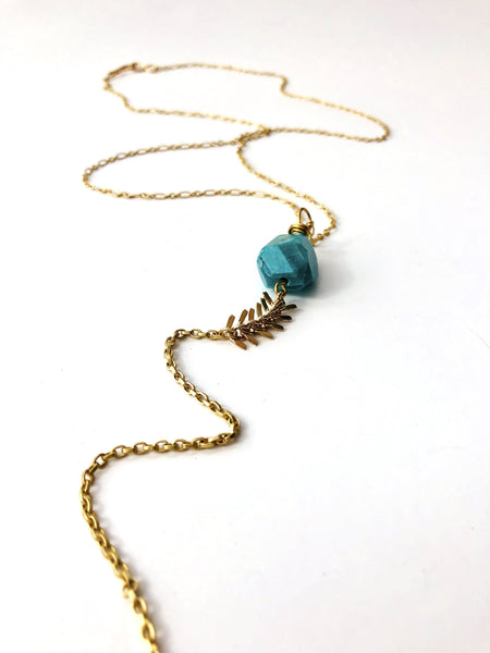 Freedom of Clarity Necklace