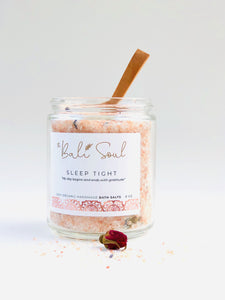 Sleep Tight Bath Salts