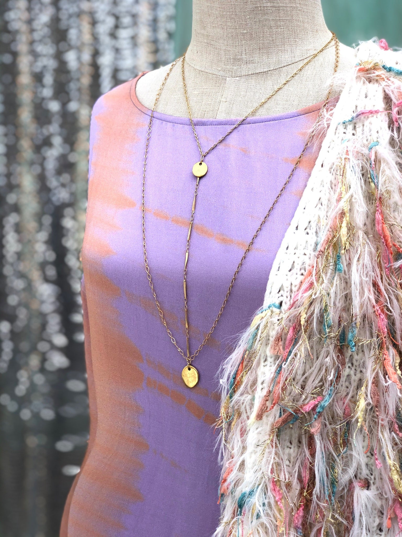 Heart Connections Necklace