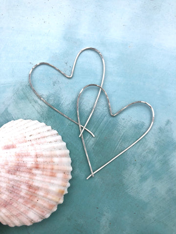 Sterling Heart Hoops
