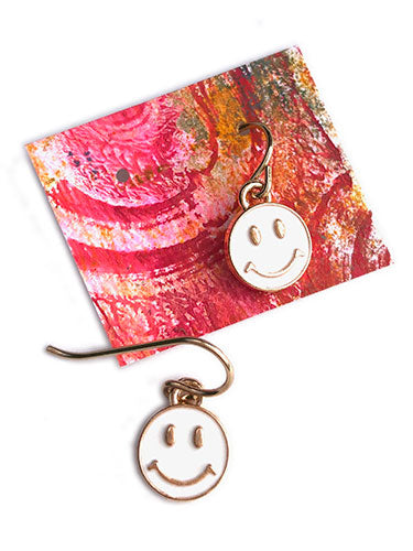 Keep Smilin' Earrings