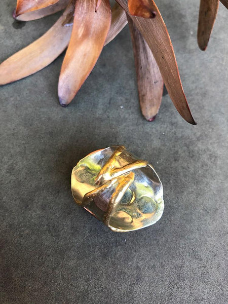 Life Force Fossil Ring