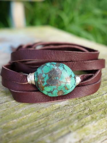 Tranquil Turquoise Bracelet