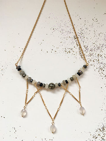 Starry Statement Choker