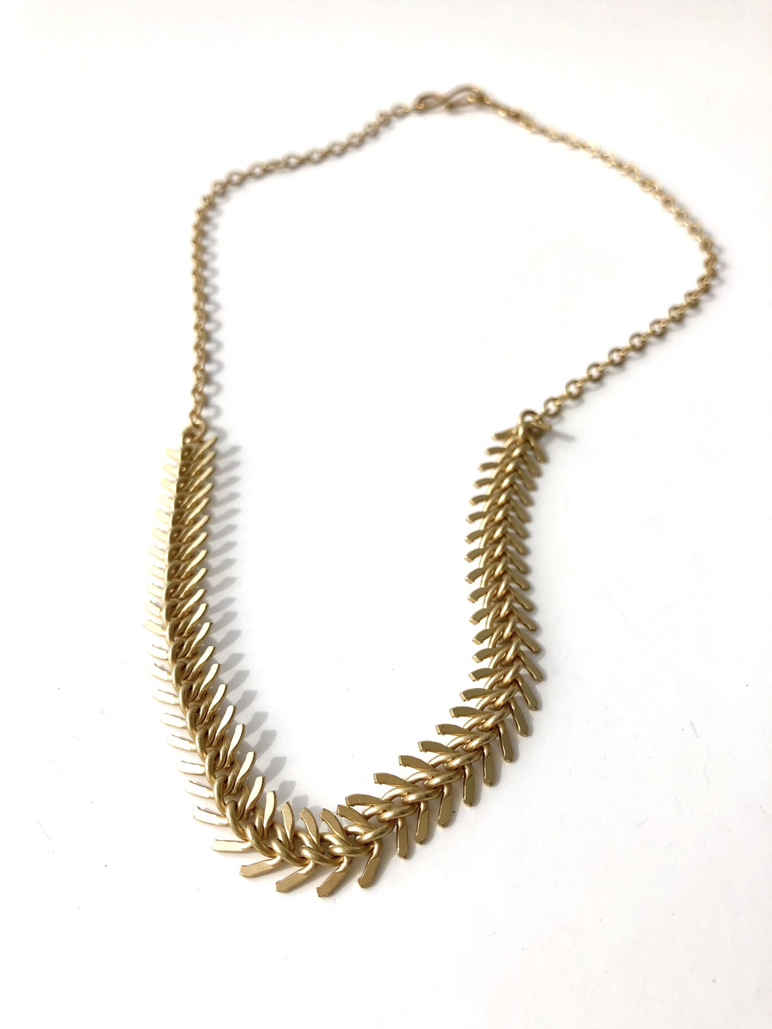 Pivotal Moves Necklace
