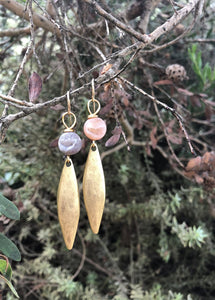 Reflecting Sunset Earrings