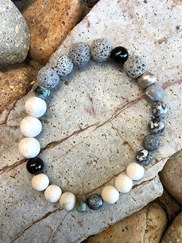 River's Edge Bracelet - for him