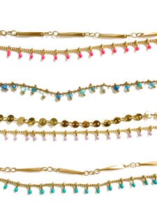 Summer Heat Anklet