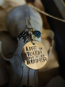 I am Tougher