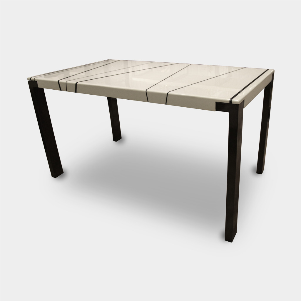 Abstract Dining Table - Ulferts Furniture Vancouver