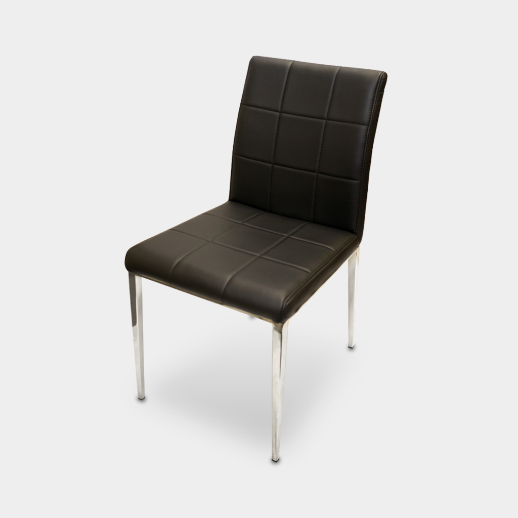 Squared Dining Chair - Ulferts Furniture Vancouver  - 1