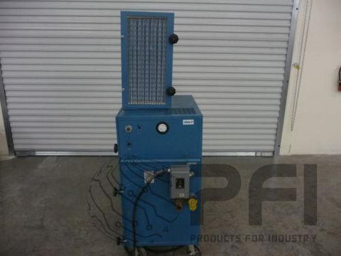 Air Flow Systems High Vacuum Dust Collector Model V-2,PG7-VP/STD 2HP