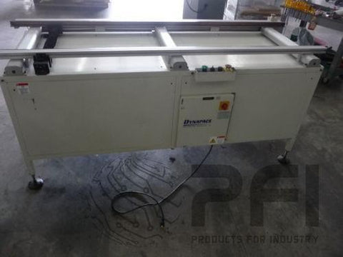 Dynapace Conveyor Model C17224 Inspection Conveyor