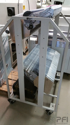 Philips Assembleon Yamaha Feeder Storage Cart CL FV 2 rows