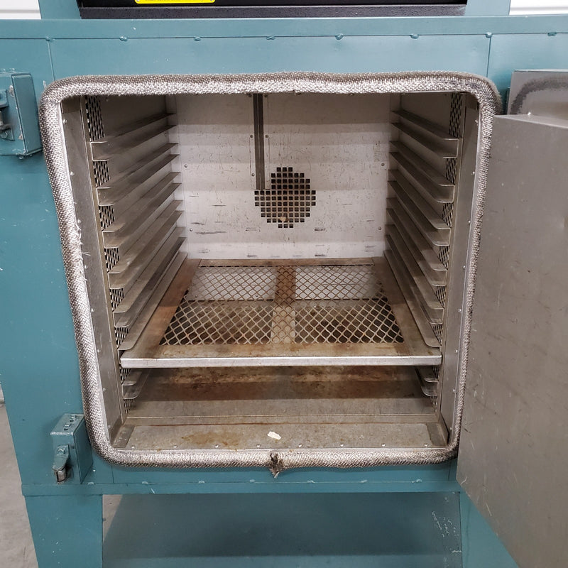 Grieve AA-500 12.5 Cu Ft Bake Oven Solvent Curing Oven 30 x 30 x 24""