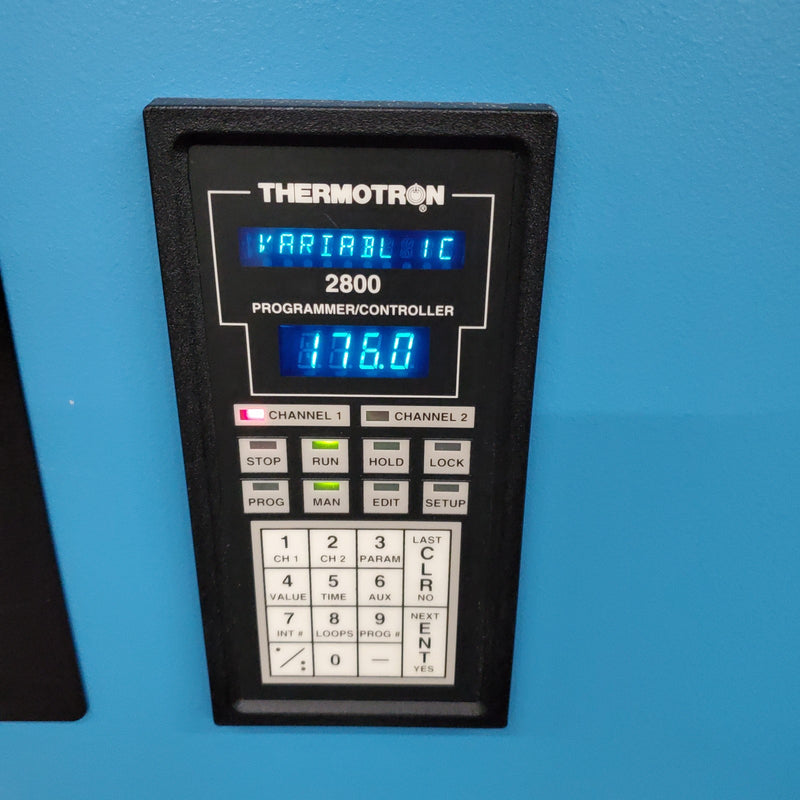 Thermotron S-5.5 cu ft Mini-Max Environmental Chamber -68 to 180