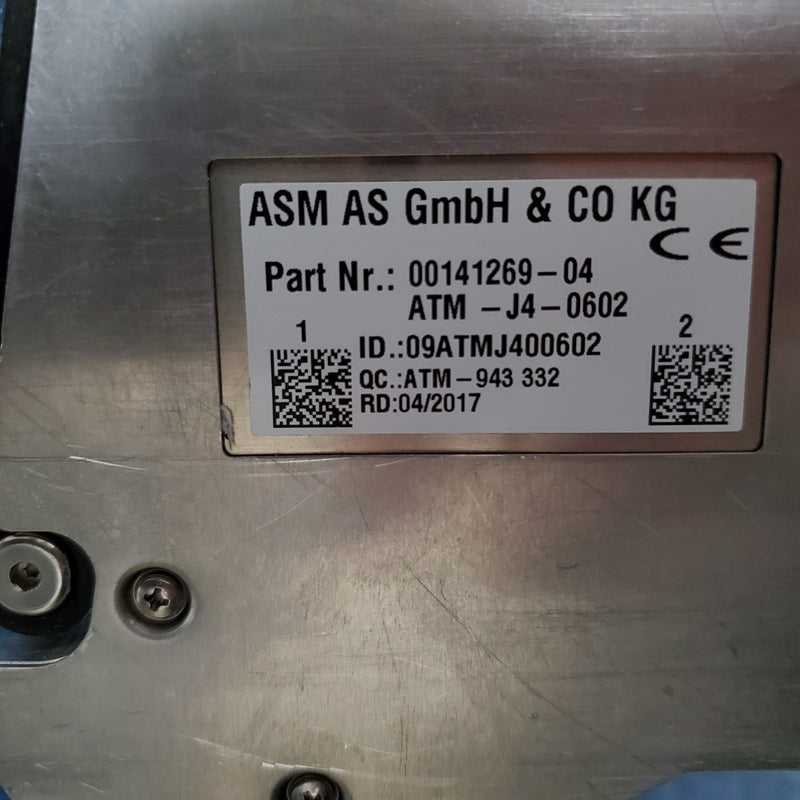 ASM X-Series Dual 8MM Double Feedres 0014269-04