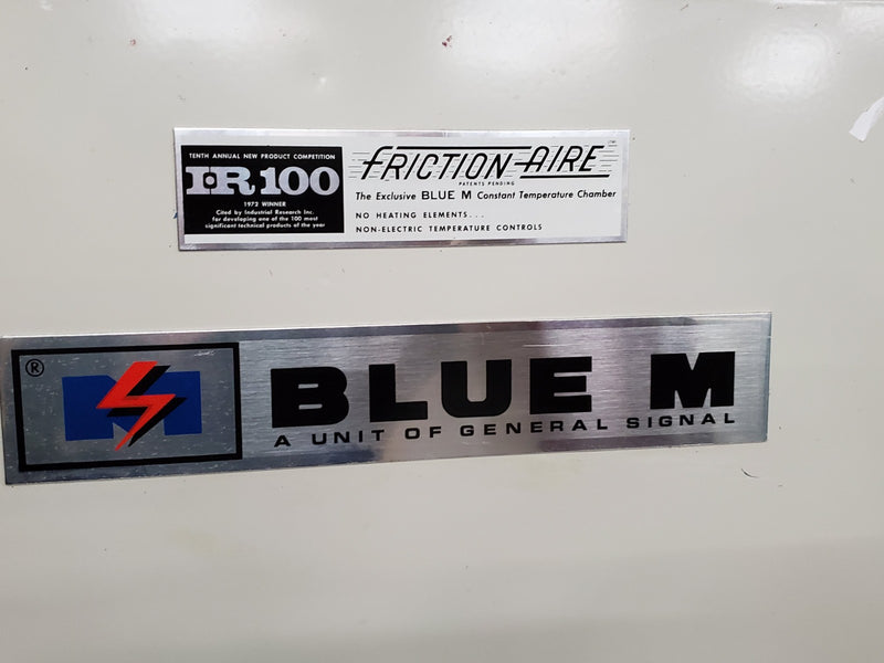 Blue M HS-3802F Friction Aire Class 1 Group D Oven 38 x 25 x 25