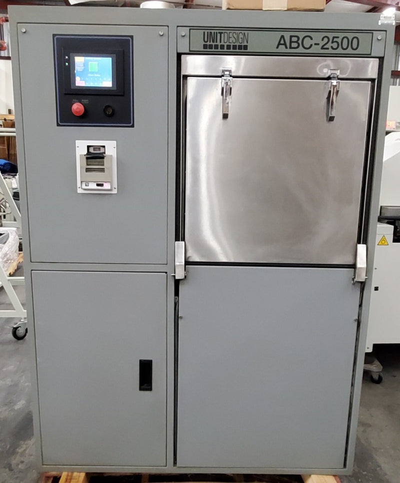 Unit Design Stoelting ABC-2500 Batch Washer PCB Cleaner