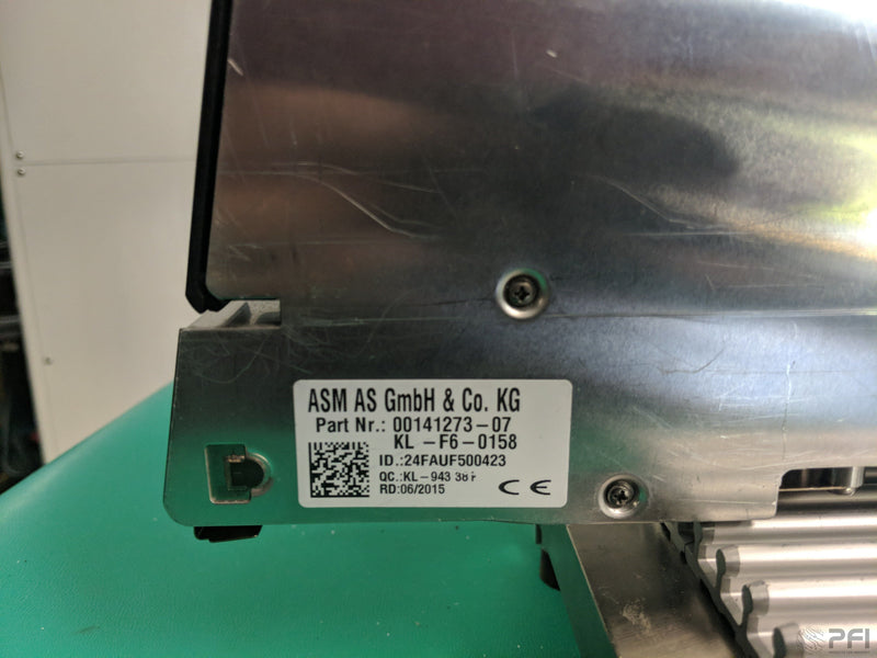 ASM Siemens 24mm 00141273-07 X series feeder