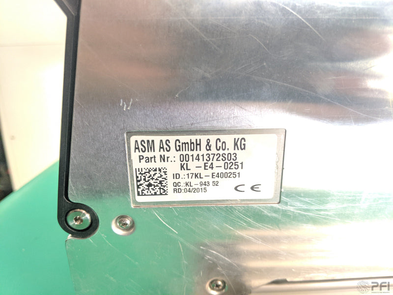 ASM Siemens 16mm 00141372-04 X series feeder