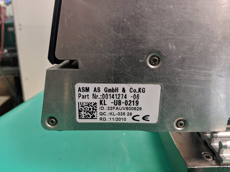 ASM Siemens 32mm 00141274-06 X series feeder