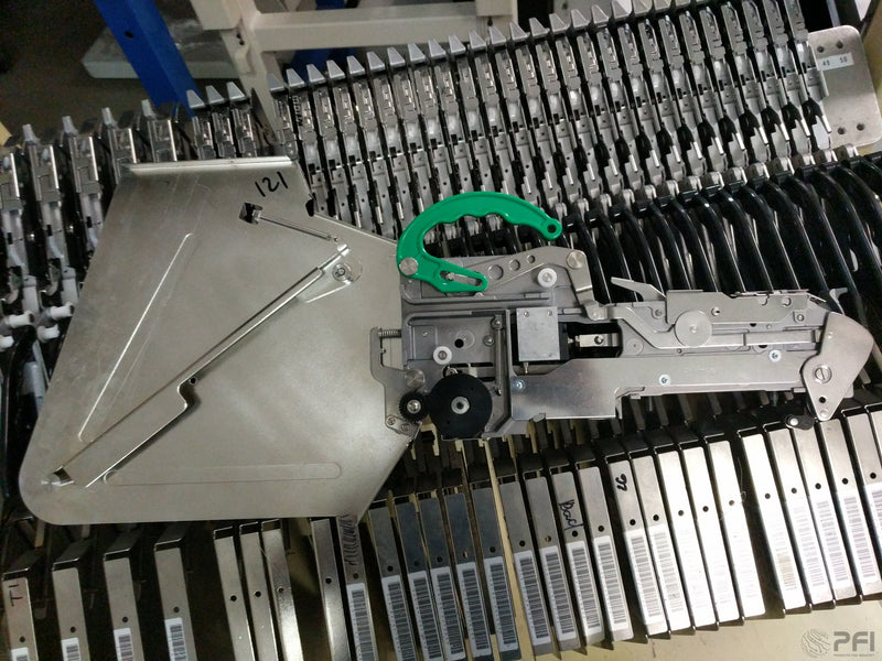 Assembleon Philips CL8 8x2mm tape feeder kw1-M1600-A01