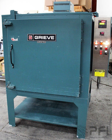 Grieve AB-500 Bake Oven 27 Cubic Foot 36x36x36 Solvent