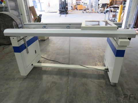 Mydata electrodesign conveyors rear side transfer conveyor my9 my12 my15 my19
