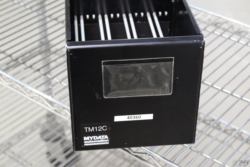 MyData Mycronic TM12C 8 x 12MM Feeder Magazine