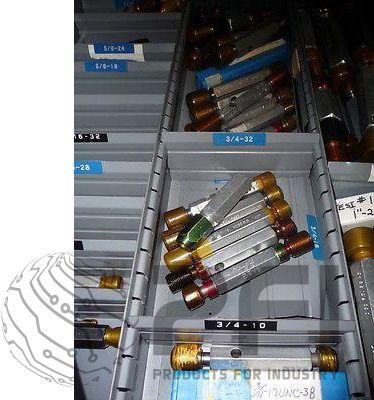 "Plug Gage Thread Gage: Many to Choose from: 3/4"" ; 3/4-16, 3/4-20 ; 3/4-32 ; 3/4"