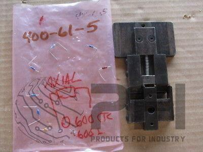 Die Set for Hepco 3000-2 - Lead form - Axial - Cut - Many to choose from
