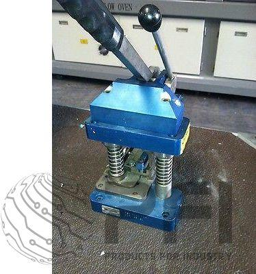 Manual Ribbon Cable hand Press