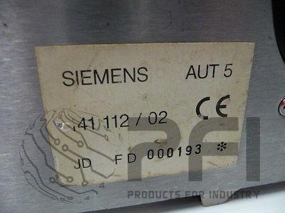 Siemens 141112 Tape Feeder 12/16mm W=12 W=16 P=4 P=8-12 Small Medium Large
