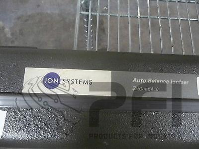 Ion Systems ZStat 6410 Auto Balance Ionizing air blower Ionizer