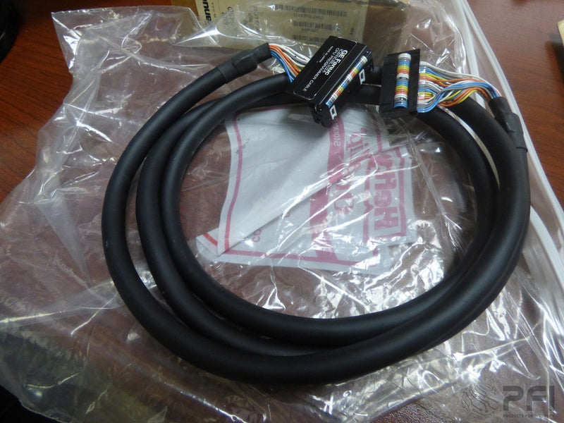 GE FANUC 610CBL102A CPU PROGRAMMER CABLE, UNUSED
