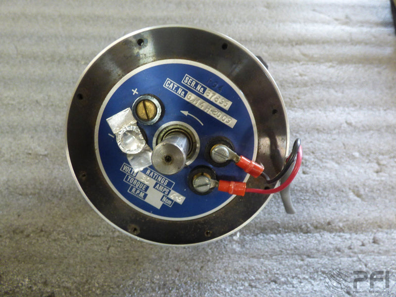 IMC Magnetics Corporation G9M4H-2009 30Volts 4.6 Amps Motor