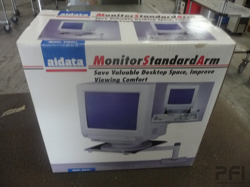 AIRDATA, COMPUTER AND  MONITOR STAND ATM 401.