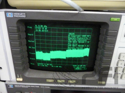 HP Keysight 70206A System Graphics Display